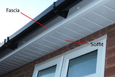 recent project fascias and soffits west midlands