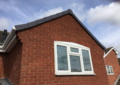 west midlands roofing project